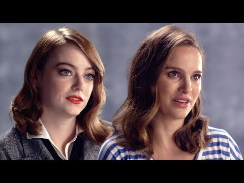 Who Do Emma Stone and Natalie Portman Respect the Most?   Vanity Fair