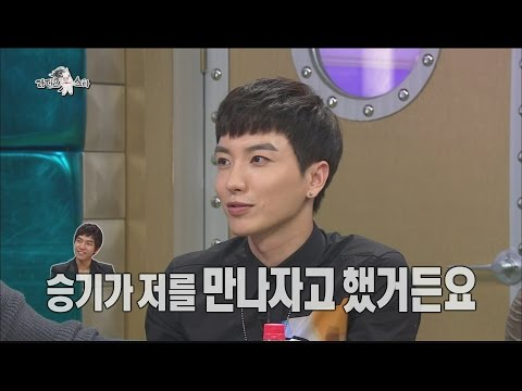 [JPN SUB] 라디오스타 - SM 연애상담사 이특! 이승기-윤아 열애 미리 알았다!? 20141008