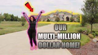 """I BOUGHT US A MULTI-MILLION DOLLAR HOUSE!!! *SHE COULDNT BELIEVE IT""""*"""