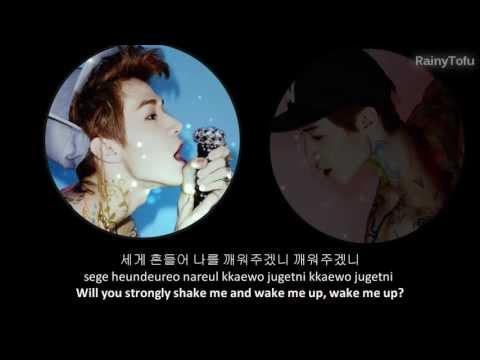 Henry - Trap (ft. Taemin & Kyuhyun)~ lyrics on screen (KOR/ROM/ENG)