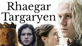 Rhaegar: was Jon's father the true hero of Game of Thrones?
