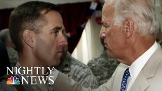 Beau Biden, Vice President's Son, Dies At 46 Of Brain Cancer | NBC Nightly News