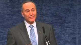 Introduction of Senator Charles Schumer