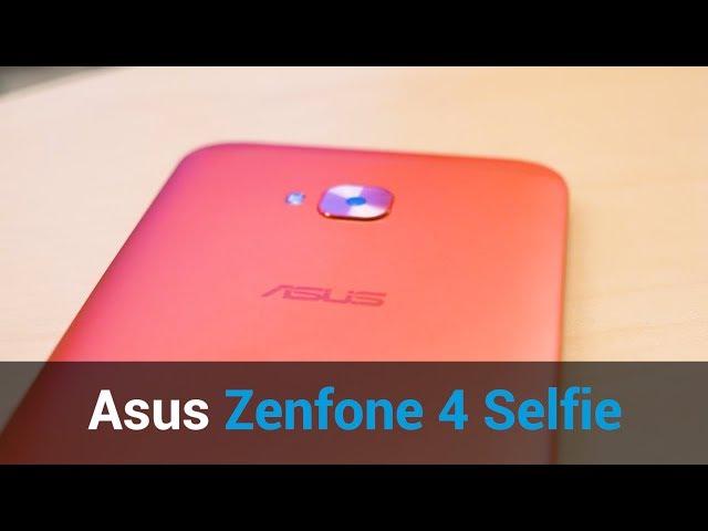Belsimpel-productvideo voor de Asus Zenfone 4 Selfie