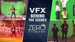 Zero   VFX - Behind The Scenes   Shah Rukh Khan   Aanand L Rai