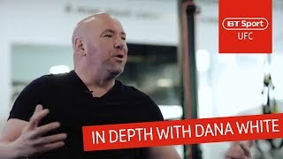 In depth with Dana White: McGregor, Diaz, Poirier, Till and more - UFC 229