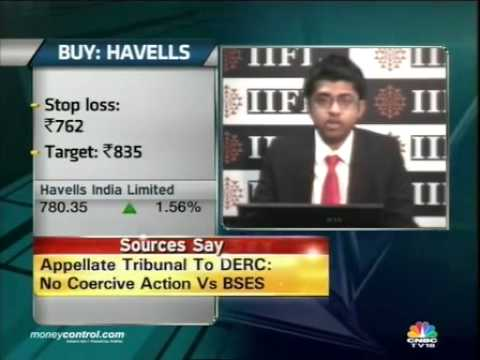 Havells India May Touch Rs 835: Pritesh Mehta - Smashpipe News