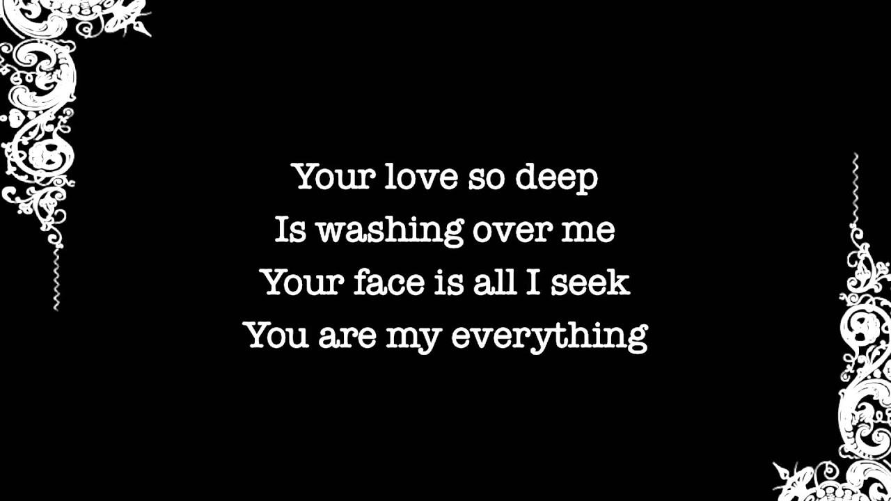meet me by the water lyrics
