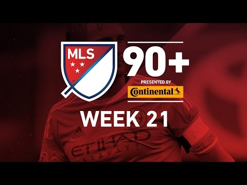 Lampard Dominates & Kreis Wins | The Best of MLS, Week 21