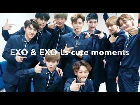 EXO and EXO-Ls cute moments