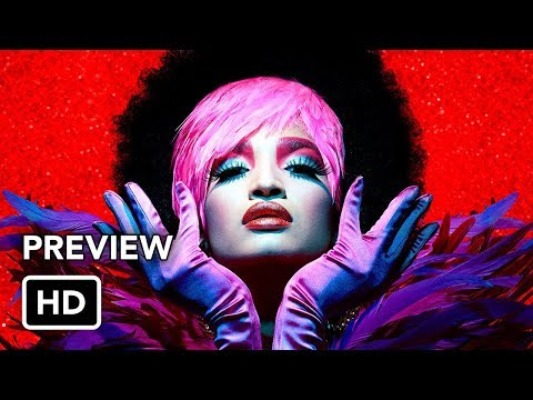 Pose (FX) First Look Trailer - Evan Peters, Kate Mara, James Van Der Beek series