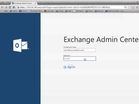 Deploy Microsoft Exchange using Appcara's AppStack in a few clicks