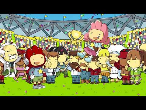 Scribblenauts Showdown Trailer