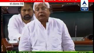 Northeast exodus: Lalu Prasad Yadav says it was conspiracy to break the nation