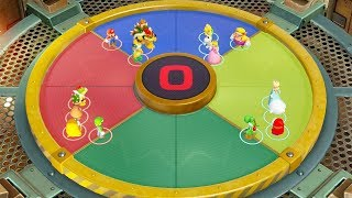 Super Mario Party - All Mini Games
