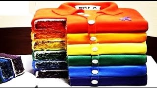 The Most Satisfying Cake Video In The World | Best Cake Decorating Videos | Amazing Videos