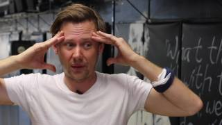 Jimmi Simpson of Westworld & More For Zenki Personal Training