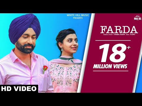 Farda (Full Song) Tarsem Jassar - Nimrat Khaira - R Guru - AFSAR