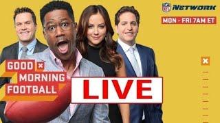 Good Morning Football LIVE 9/24/2021 | GMFB Latest News, Reaction NFL Season 2021 Week 2-3 | GMFB