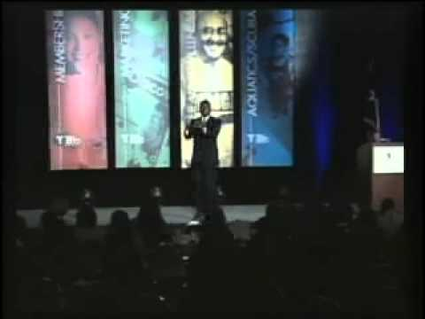Desi Williamson: Motivational Speaker - YouTube