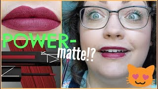 Let's Test!: NARS Powermatte Lip Pigment