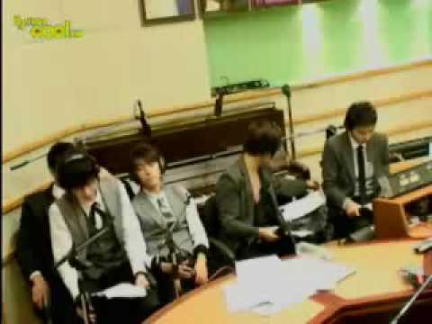 130309   Kyuhyun sit on Siwon's lap at Sukira