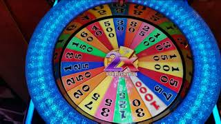 **MUST SEE** WE DID IT AGAIN!!!! $5 WHEEL OF FORTUNE WILD SAPPHIRES FREE GAMES & SPIN BONUSES Part 1