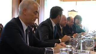 VIDEO NEWS  |  22 OTTOBRE 2019  |  RIVOLUZIONE DANIELI,  ECCO IL FORNO DIGITALE