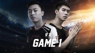 GameTv vs Team Flash - Game 1 - ĐTDV Mùa Xuân 2018 - Garena Liên Quân Mobile