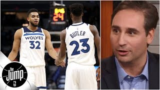 Zach Lowe: Timberwolves are 'prime implosion candidate' of 2018/19 NBA season | The Jump | ESPN