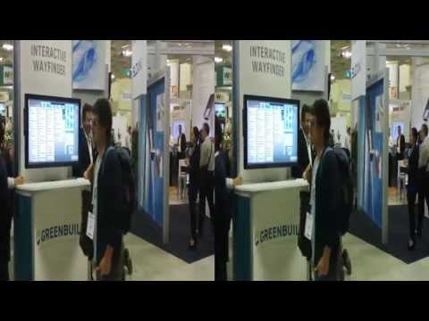 Extra Action Marching Band shows up @ Greenbuild Expo (YT3D:Enabled=True)