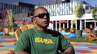 Entrevista com Antônio Tenório, do judô