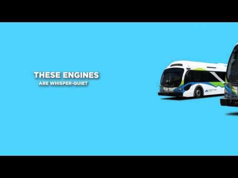 Foothill Transit Ecoliner – Whisper Quiet