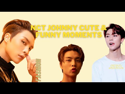 NCT Seo Jhonny cute & funny moments