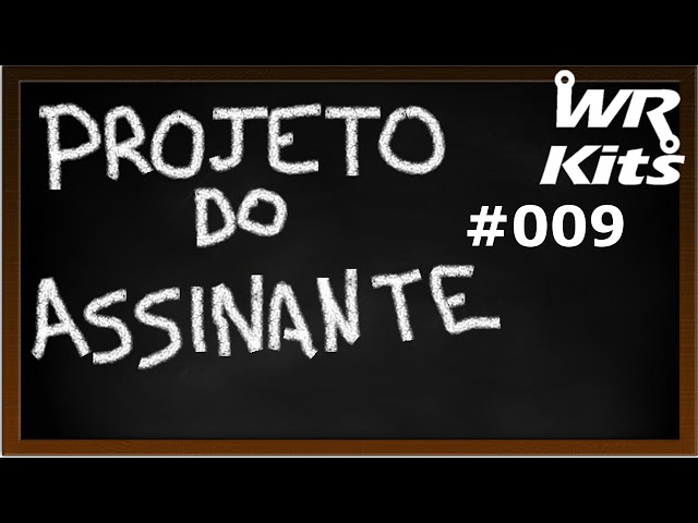 LEITOR DE CORRENTE E TEMPERATURA | Projeto do Assinante #009