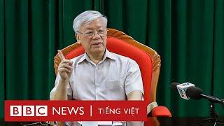 Ông Nguyễn Phú Trọng họp liên tiếp sau thời gian 'không khỏe'- BBC News Tiếng Việt - YouTube