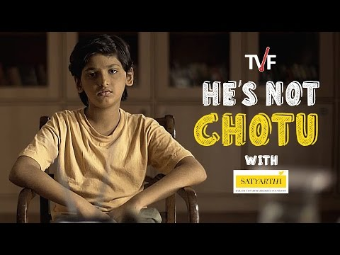 He's Not Chotu - Children's Day Special