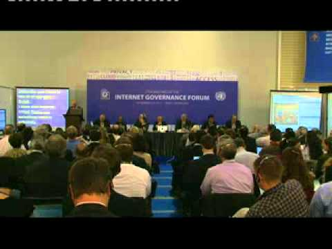 IGF 2012 WS: The ITRs and Internet Governance