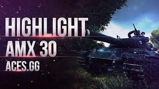 Highlights AMX 30 - или новая лягушка в деле