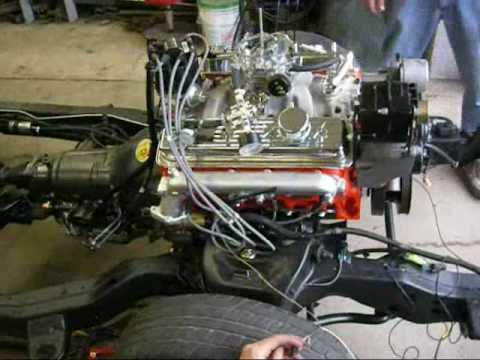 S10 V8 Engine Swap Youtube