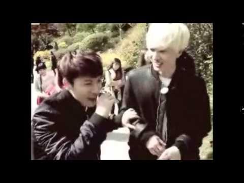 the donghae's laugh (La risa de Donghae)