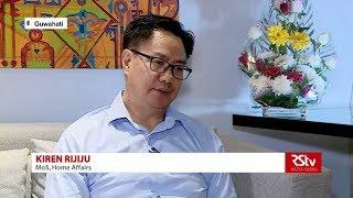 In Conversation with Union Minister Kiren Rijiju