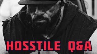 HOSSTILE Q&A #1 with Fouad Abiad