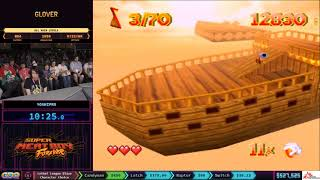 Glover by Yoshipro in 28:49 SGDQ2019