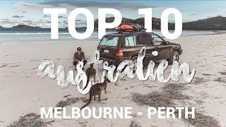 TOP 10 SÜDKÜSTE AUSTRALIEN ∙ Work and Travel Reiseguide