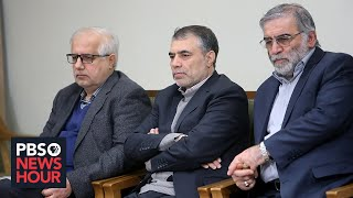 Iran's top nuclear scientist reportedly killed in an attack