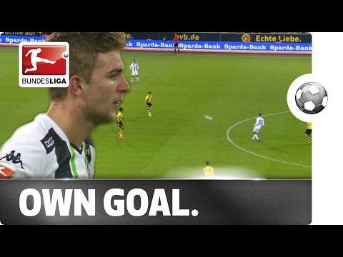 Pha sút phạt cực 'láu cá' của Kramer vào lưới Wolfsburg