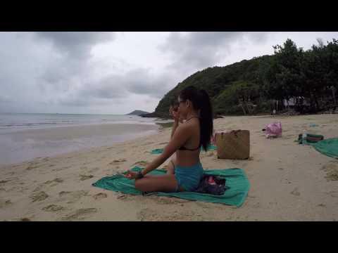 Yoga Retreat Thailand - Koh Samet 2017 by Live Yoga Thailand