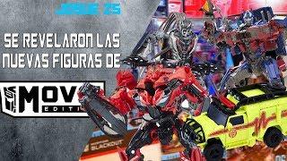 NUEVAS FIGURAS REVELADAS DE TRANSFORMERS MOVIE EDITION HASBRO Y TAKARA