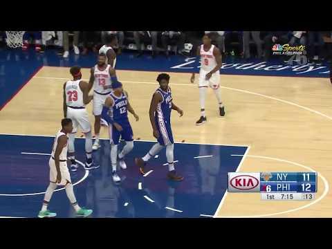 Joel Embiid vs New York Knicks| 11.20.19
